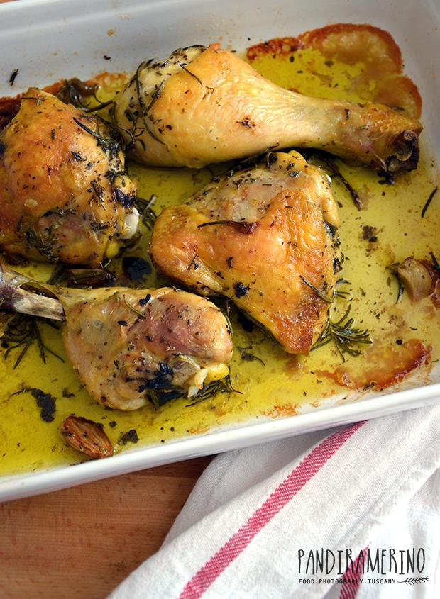 Pollo erbe